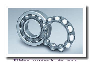 39 mm x 74 mm x 39 mm  NSK 39BWD05 Rolamentos de esferas de contacto angular