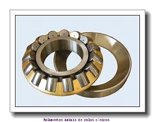 SKF  BFSB 353205 Conjuntos de pressão do rolo e da gaiola da agulha