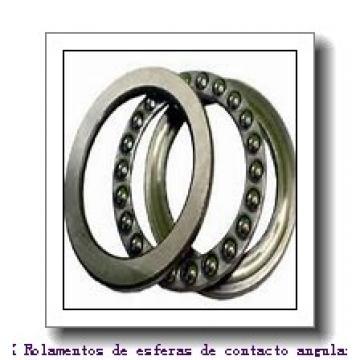 60 mm x 95 mm x 22 mm  NSK 60BER20SV1V Rolamentos de esferas de contacto angular