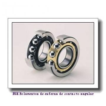 NSK BA220-6A Rolamentos de esferas de contacto angular