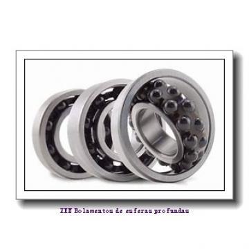 35 mm x 80 mm x 21 mm  ZEN 6307-2RS Rolamentos de esferas profundas