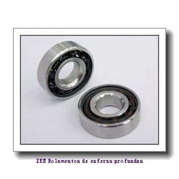 3 mm x 9 mm x 5 mm  ZEN SF603-2Z Rolamentos de esferas profundas