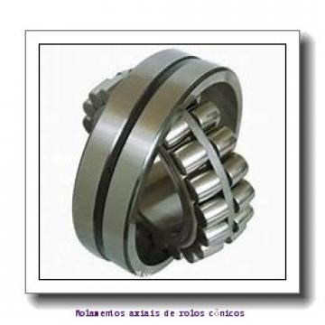 SKF  BFS 8000/HA1 Rolamentos axiais de rolos cônicos