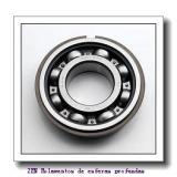 3,175 mm x 9,525 mm x 3,967 mm  ZEN R2-2Z Rolamentos de esferas profundas