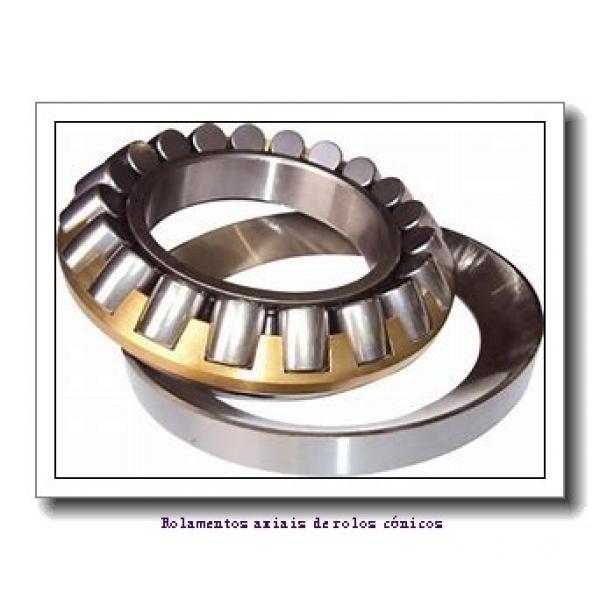 SKF 350998 Rolamentos axiais de rolos cilíndricos #3 image