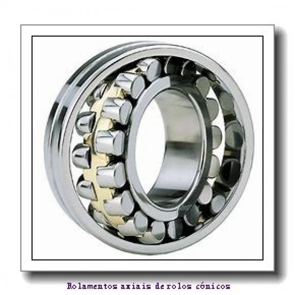 SKF 350998 Rolamentos axiais de rolos cilíndricos #1 image